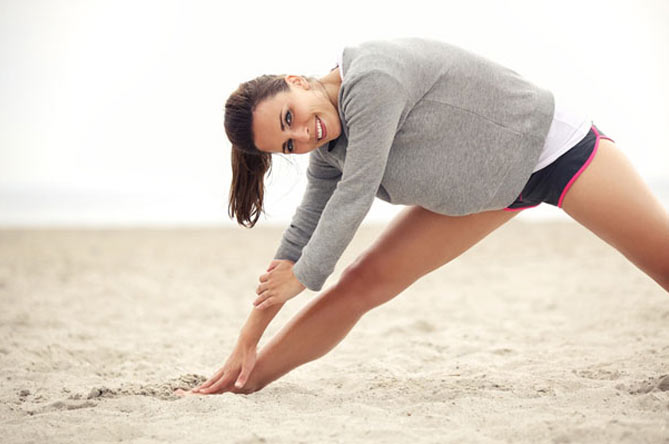 Fort Myers Chiropractic Care Stretches
