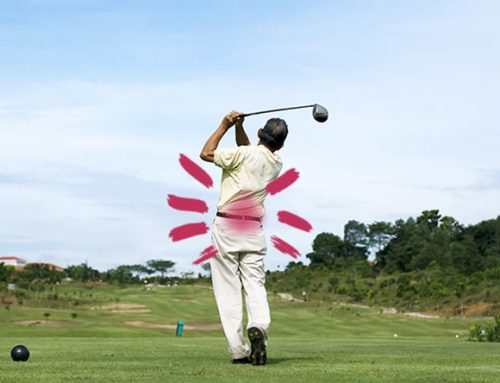 Low Back Pain: a Golfer's Biggest Handicap