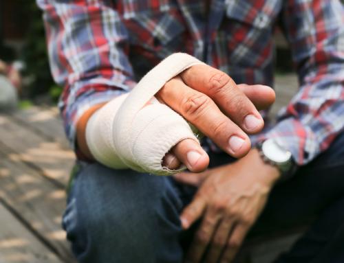Help for a Jammed Finger