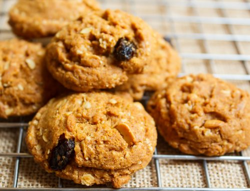 Oatmeal Cookie Recipe for Diabetics
