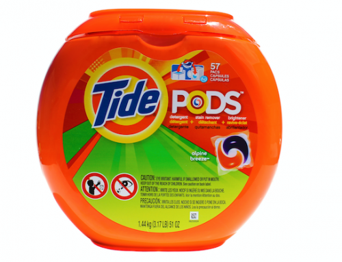 The Outcome of Eating a Tide Pod