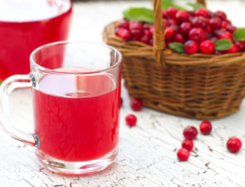 The Healing Power of Cranberries for Urinary Health