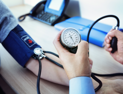 Natural Support for High Blood Pressure