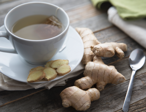 Ginger's Healing Benefits