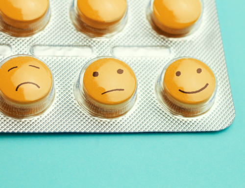 Happiness does not come in pill form