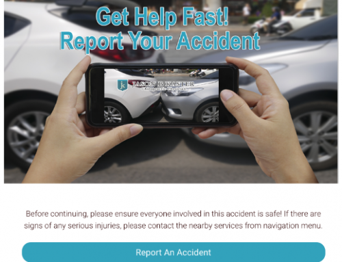 Quick Accident Help – The Dr. Jason Kaster, D.C. App!