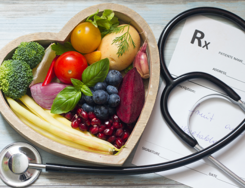 How Nutrition Affects Heart Health