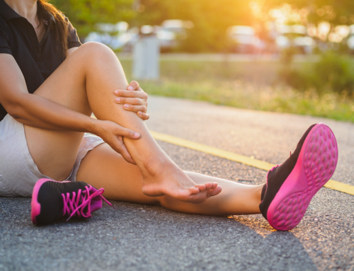 Ankle Pain & Chiropractic