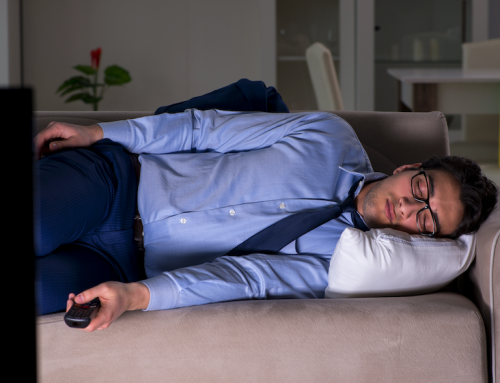 Is Sleeping with the TV on Ruining Your Health?