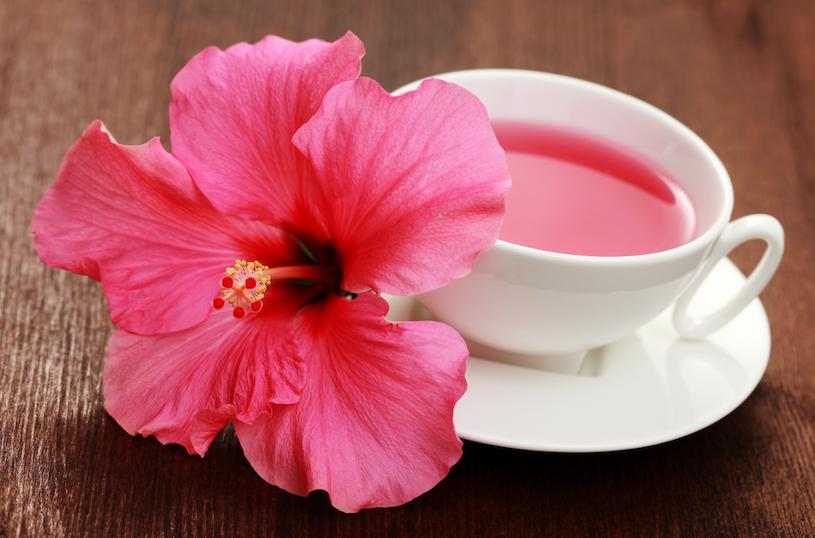hibiscus tea lower blood pressure