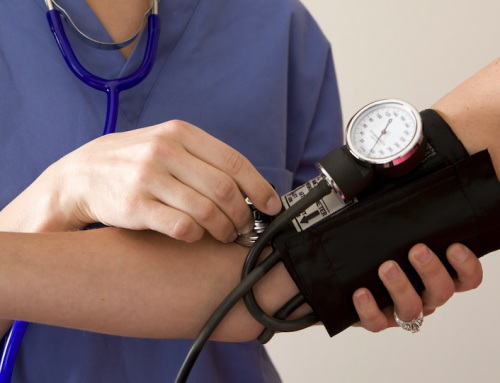 Is Your Blood Pressure Too High?
