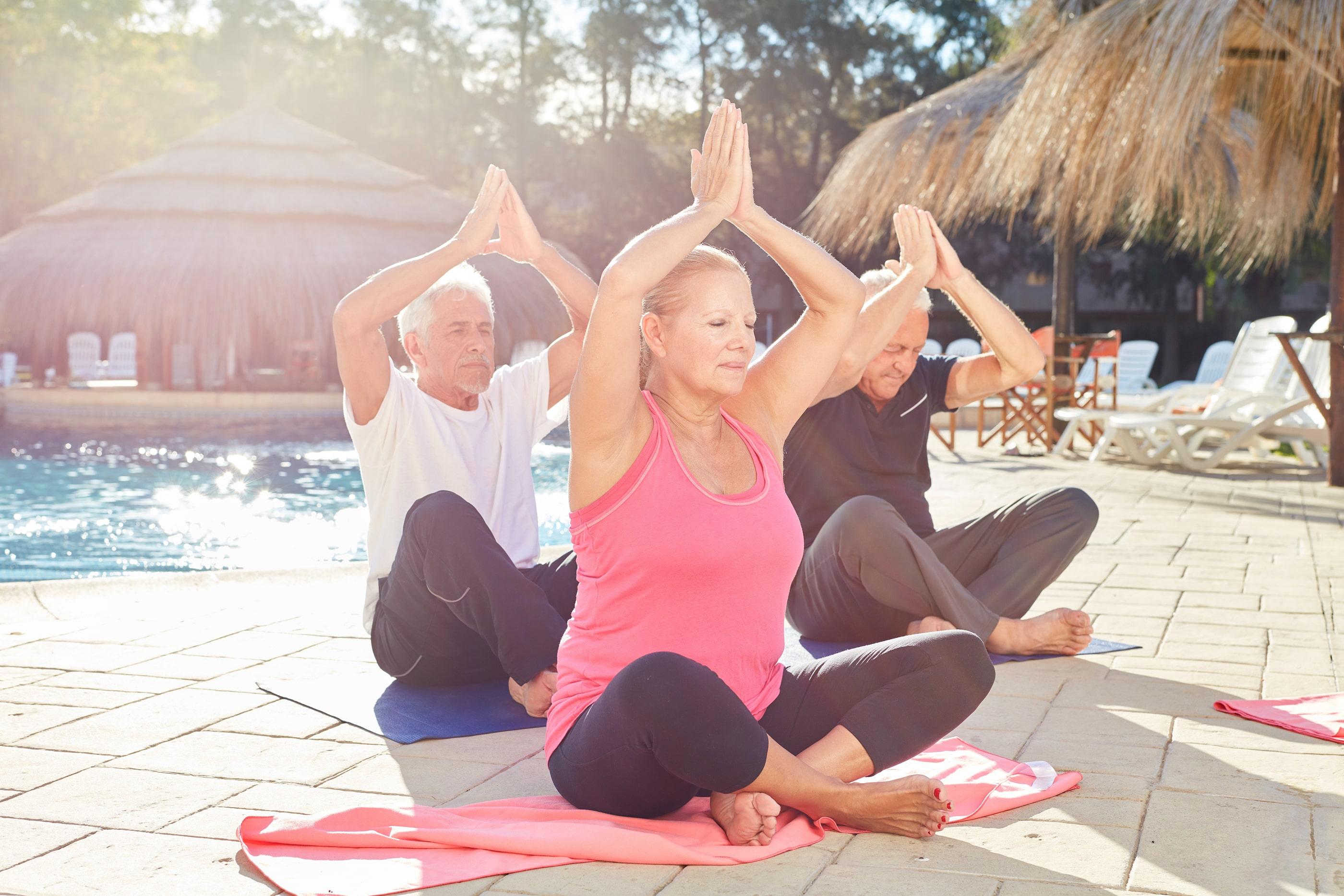 Flexibility yoga senior citizens fort myers