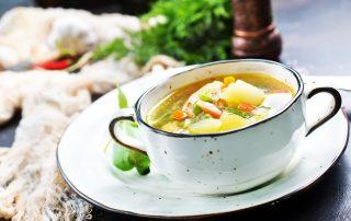 Bone broth soup dr kaster