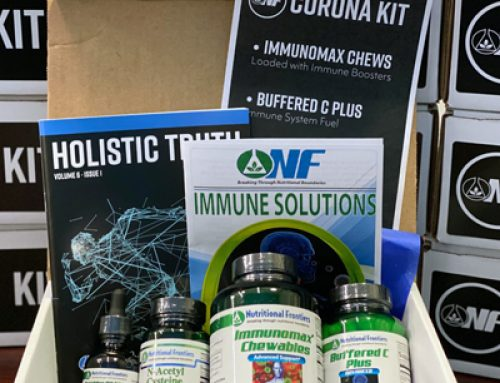 Pre-Order YOUR Coronavirus Defense Kit TODAY!