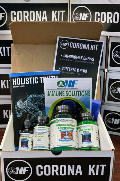 Coronavirus kit Dr. Jason Kaster