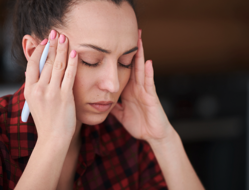 Stress Headaches? Chiropractic Can Help…