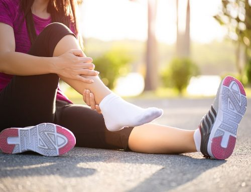 Chronically Sprained Ankles Can Cause Instability Later in Life