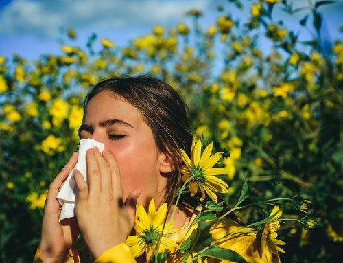 Is it Allergies or a Chemical Sensitivity?
