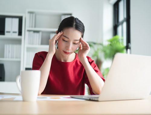 Stress Can Cause Health Issues Including Subluxations – It's Time for an Adjustment