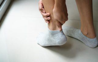 ankle and foot pain and loss of motion aging kaster chiropractic fort myers