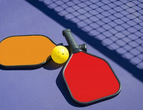 Hey Southwest Floridians, are You Developing Pickle Ball Elbow?
