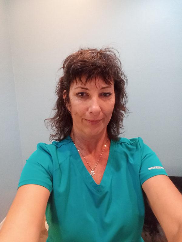 Amee Rehrer massage therapist Kaster Chiropractic