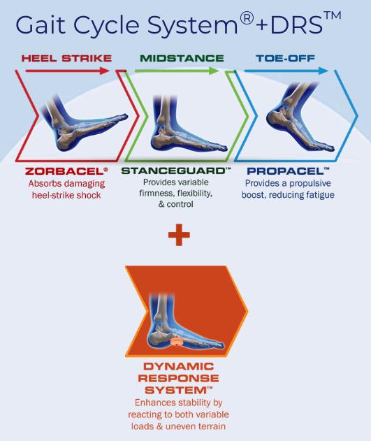 foot levelers orthotics dr. kaster
