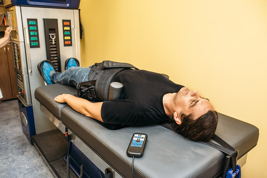 spinal decompression therapy kaster chiropractic drx9000