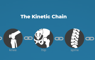 kinetic chain foot issues