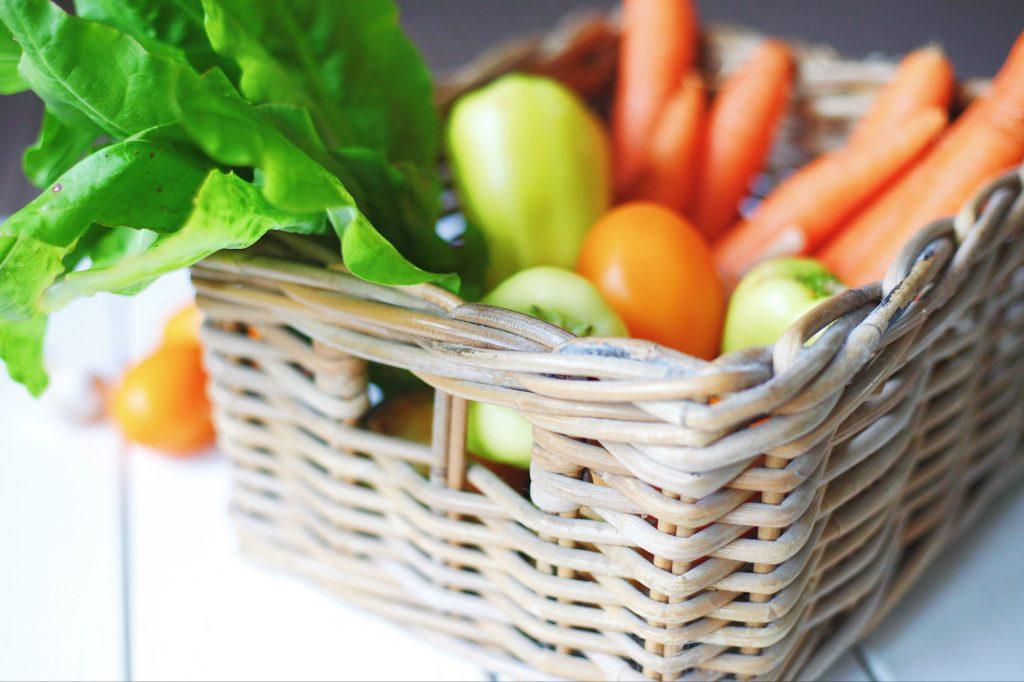 fresh immune boosting foods