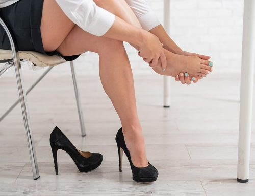 Improperly Fitting Shoes Can Cause a World of Pain, Now and into Your Future