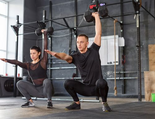Planning on Doing Cross Fit? – You Need a Good Chiropractor