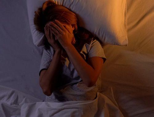 Having Problems Sleeping?